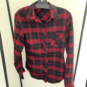 LF Red Flannel